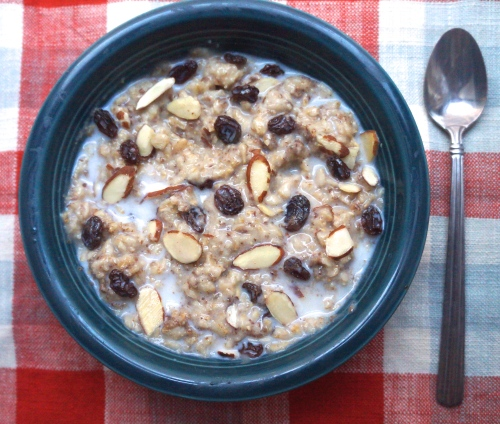 Daily Oatmeal