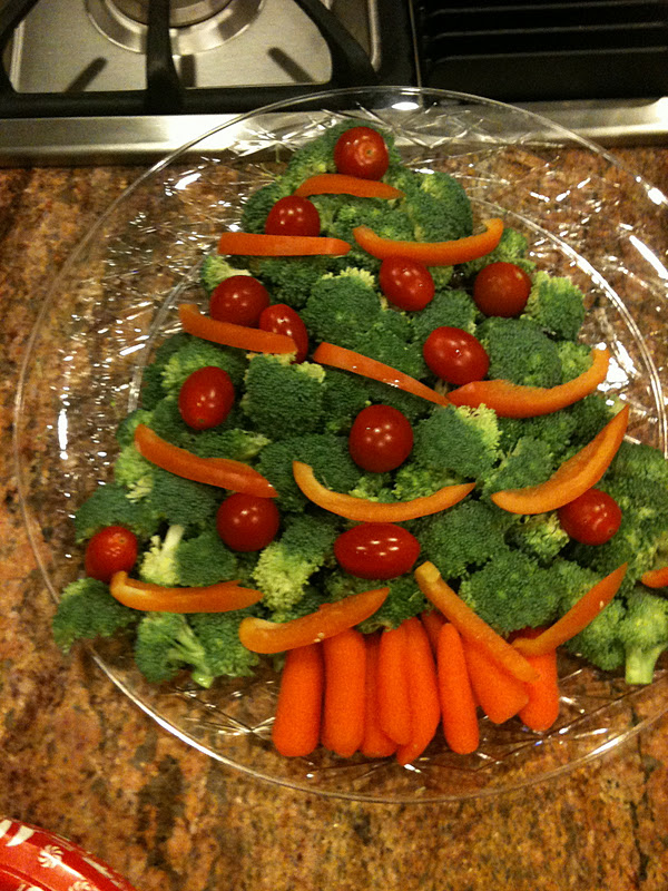 12 days of christmas fruit veggie platters kelly toups