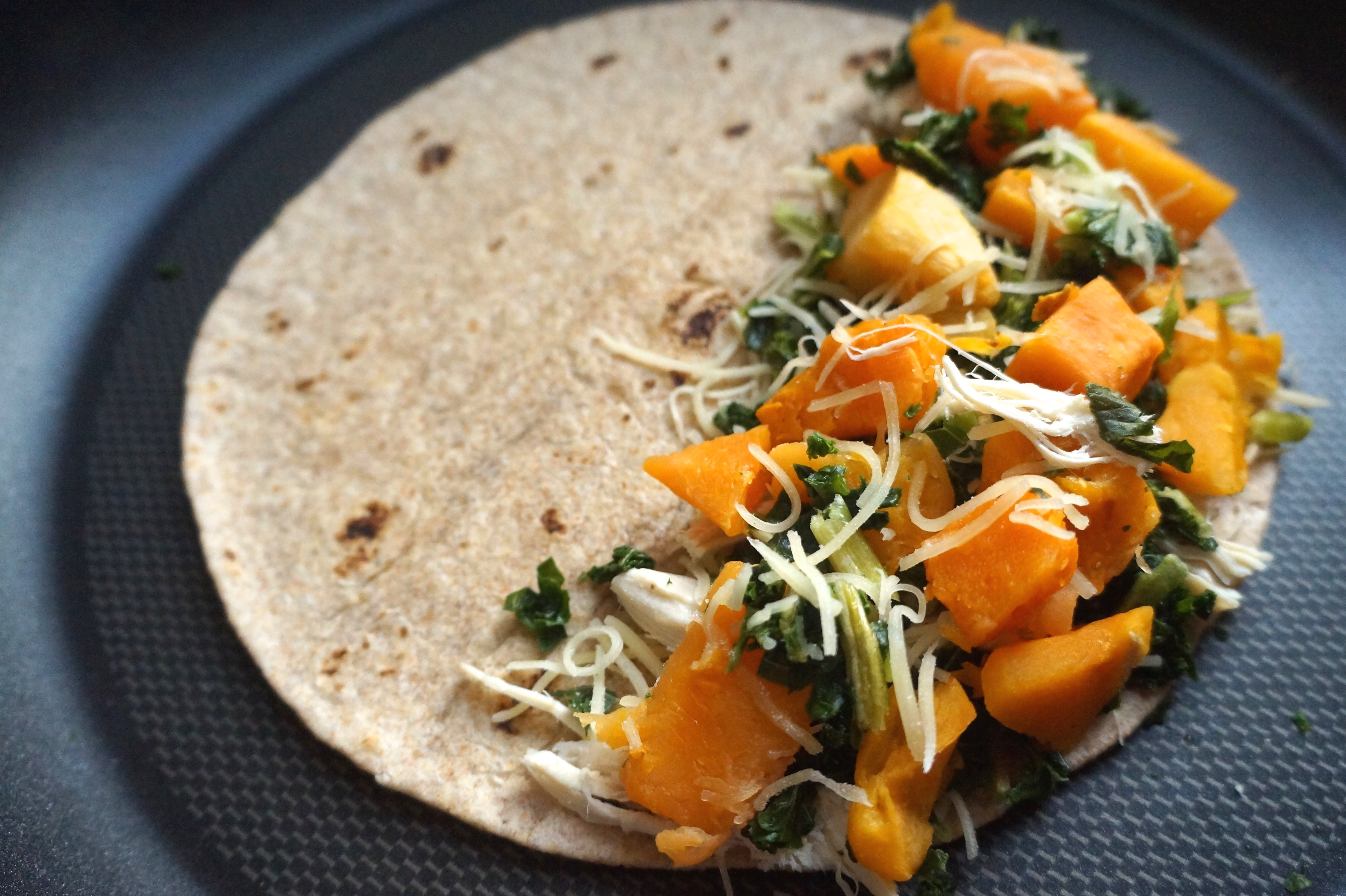 Ina Garten Butternut Squash butternut squash chicken quesadillas + butternut squash & apple