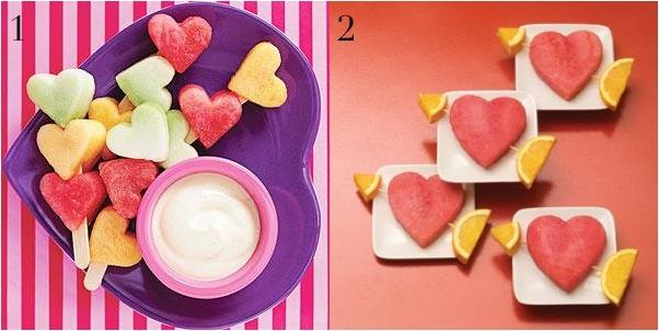 Valentines Day Fruit