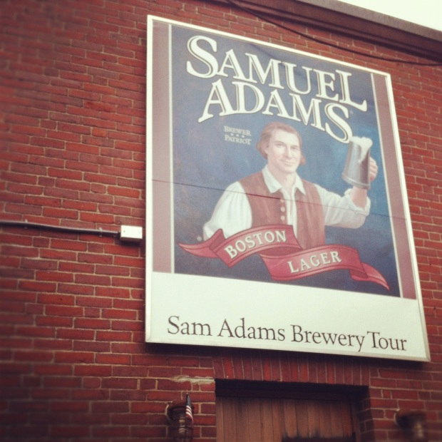 Sam Adams Boston