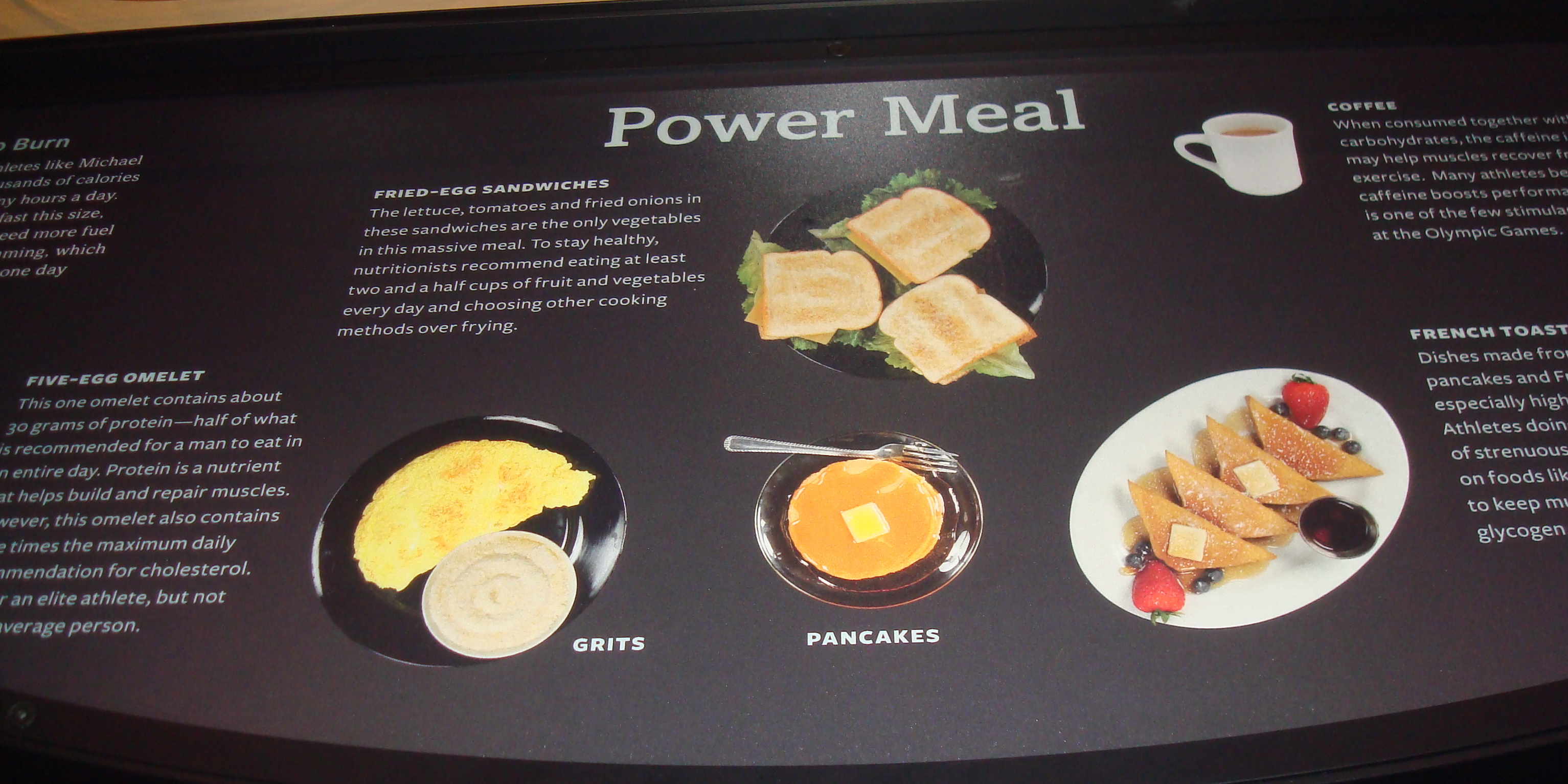5 high calorie nutritious foods for healthy weight gain kelly michael phelpss breakfast forumfinder Image collections