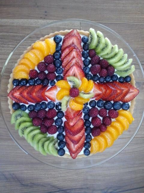 Easter Fruit And Veggie Platters From Around The Web