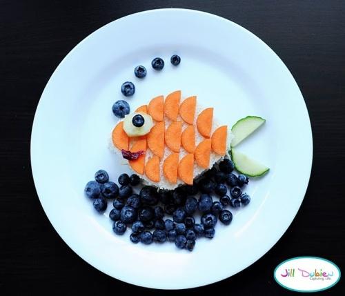 fish carrot