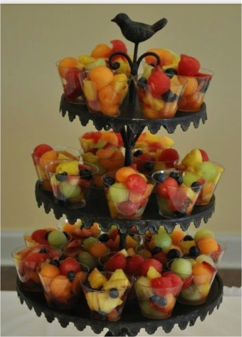 Not Your Average Fruit Tray