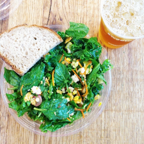 Lunch at Sweetgreen