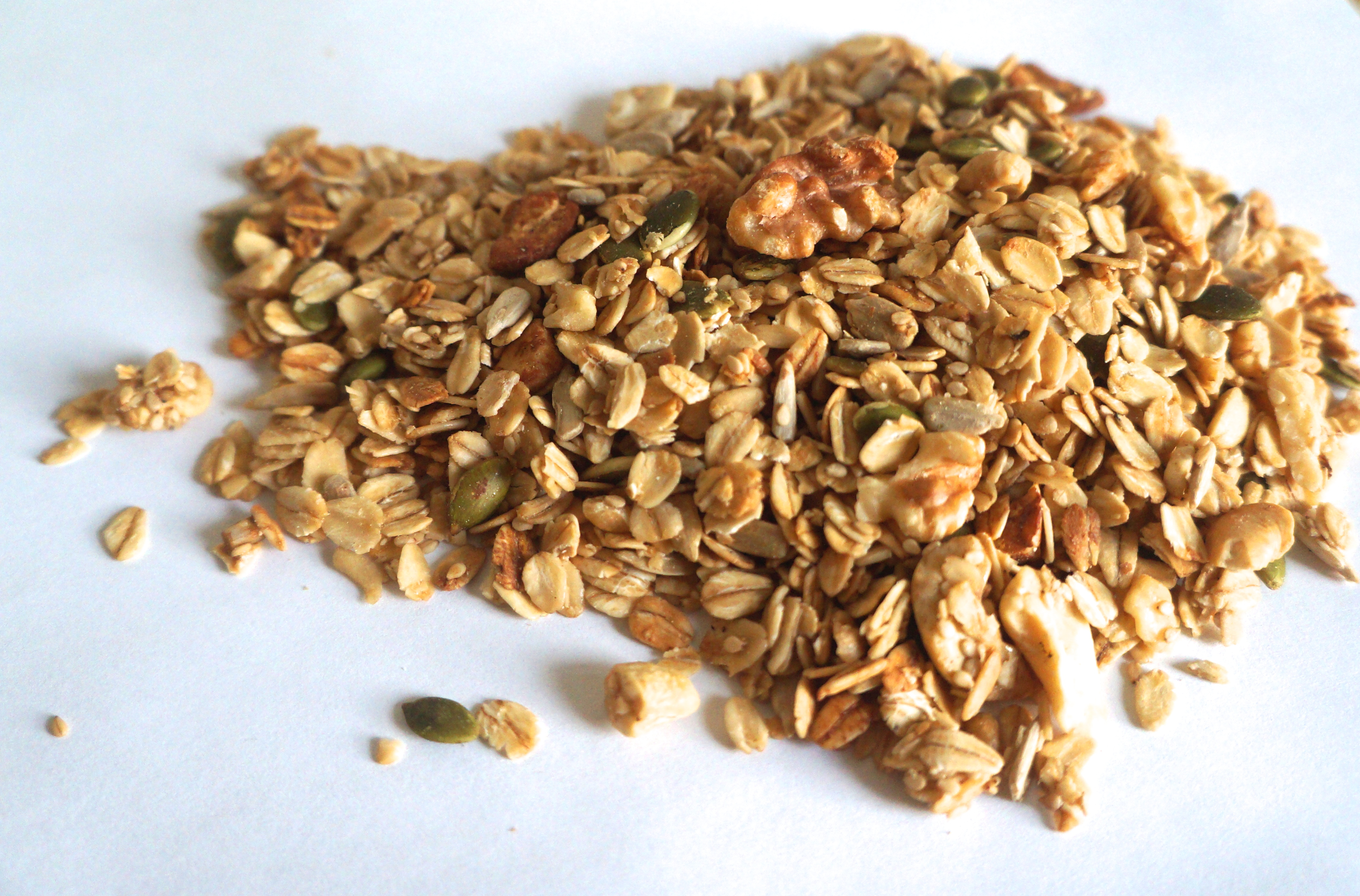 "The word ""granola"" has become synonymous with a health conscious ..."