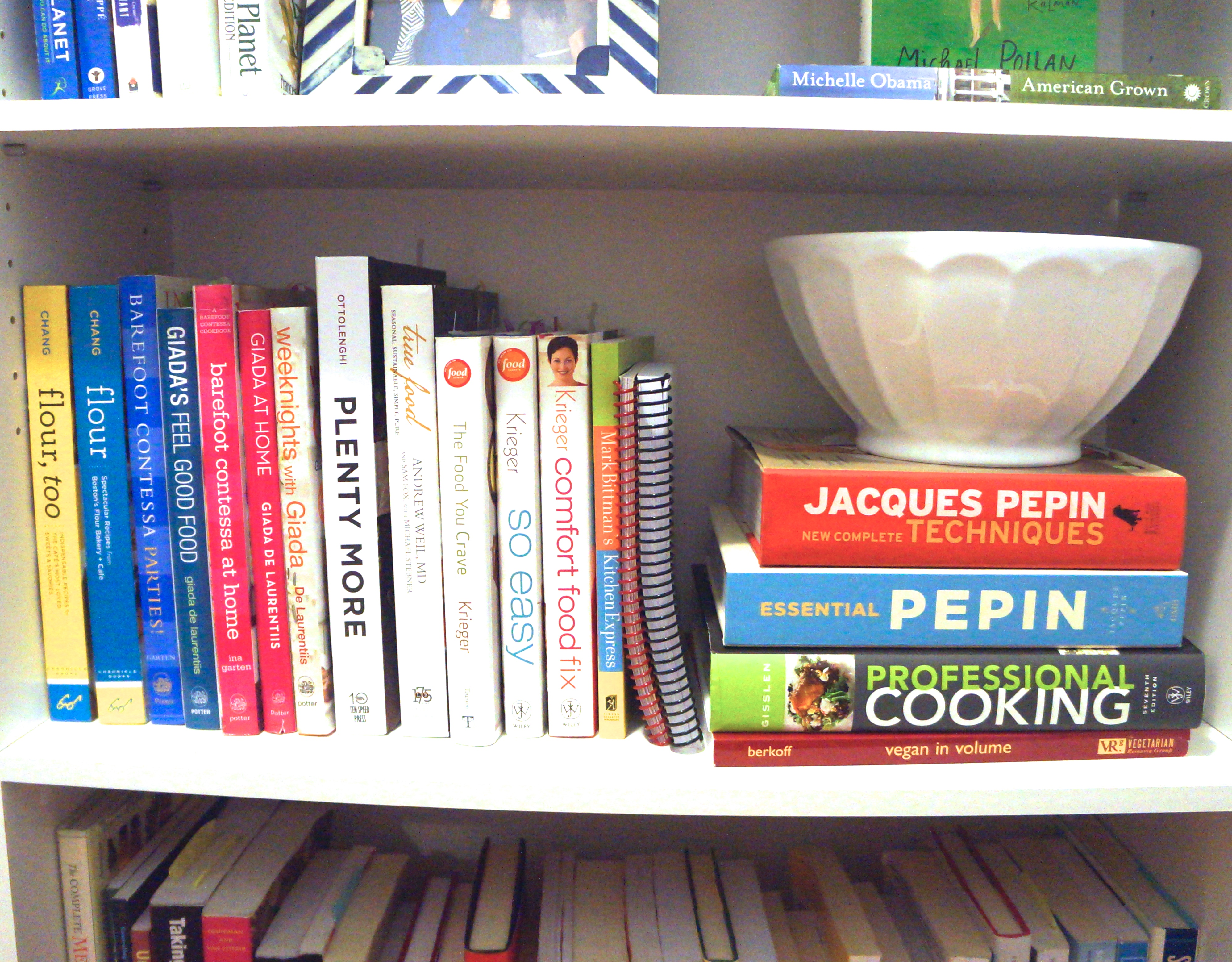 The best cookbook organization trick kelly toups mla rd ldn cookbook organization tips forumfinder Image collections