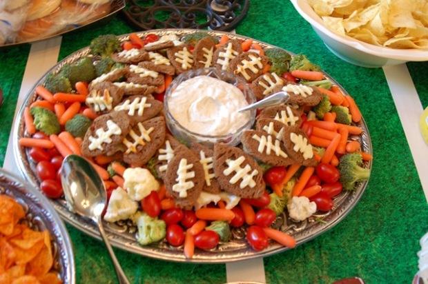 Healthy Superbowl Sunday Recipes!