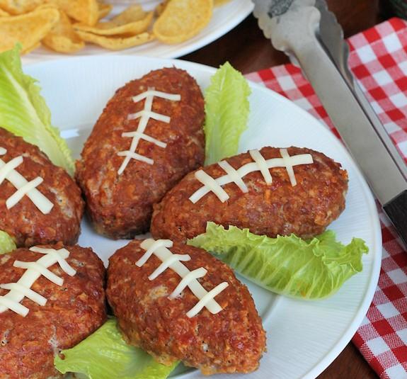 Healthy Superbowl Sunday Recipes
