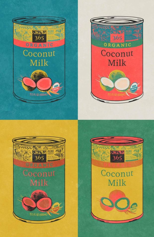 Coconut Milk - image via Dark Rye