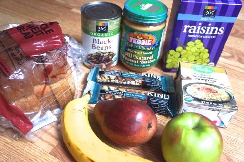 Blizzard Food: Healthy and Delicious No Cook No Refrigerator Meals