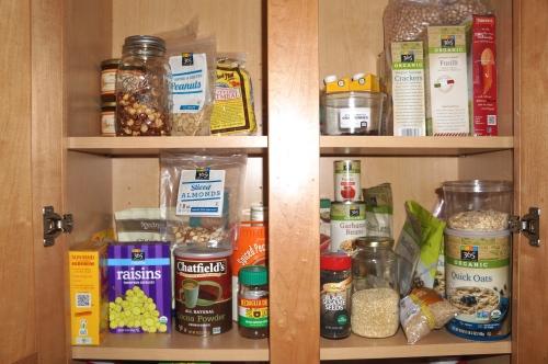 Sneak Peek into an RD's pantry