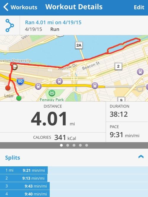 Best Running App - Map My Run