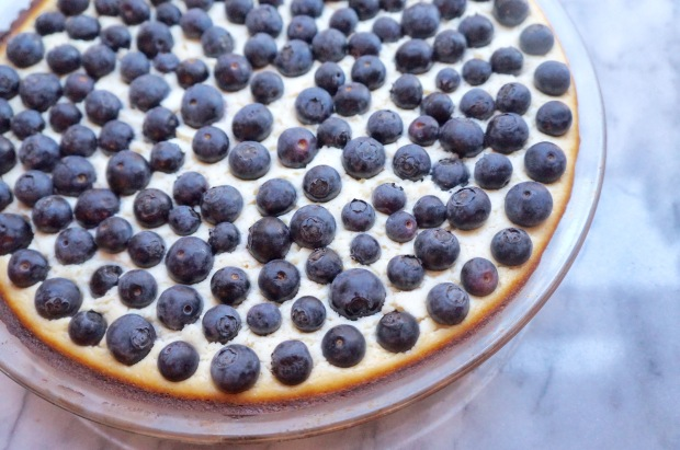 Healthy Cheesecake Made with Greek Yogurt
