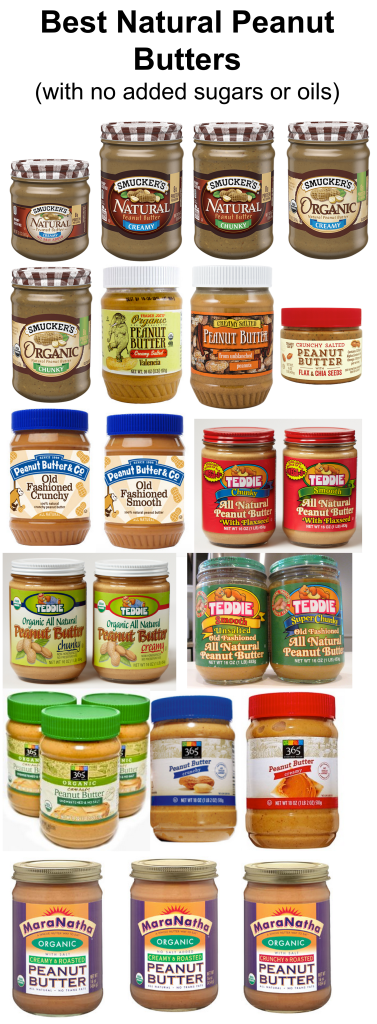 How to Choose the Healthiest Peanut Butter