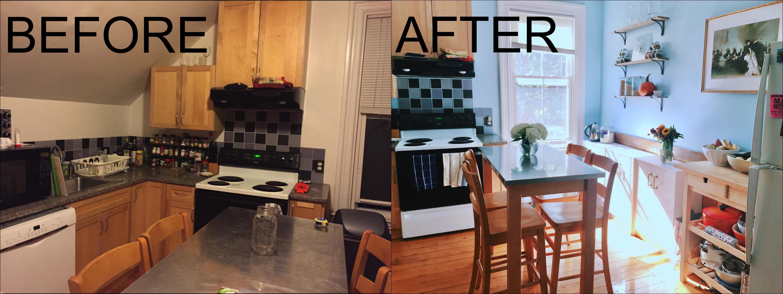 Rental Kitchen Makeover (Under $330!) – Kelly Toups, MLA ...
